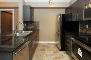 Beautiful 3 bedroom condo with 2 Car Underground Parking