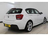2013 13 BMW 1 SERIES 1.6 116I M SPORT 5DR 135 BHP