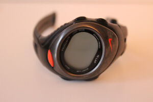 NIKE Triax HRM Running Watch with Chest Strap