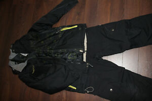 Firefly 3-in-1 ski jacket and ski pants