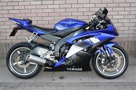 YAMAHA YZF R6 600 2010 SUPER SPORTS