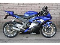 YAMAHA YZF R6 600 2010 SUPER SPORTS