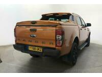 2018 FORD RANGER TDCI 200 WILDTRAK 4X4 DOUBLE CAB WITH MOUNTAIN TOP (15240) PIC