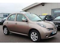 2007 07 NISSAN MICRA 1.2 ACTIV LIMITED EDITION 5D 80 BHP