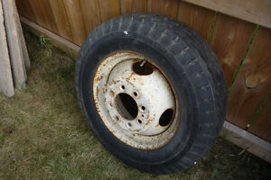 Dually Rim and Tire asking $20.00