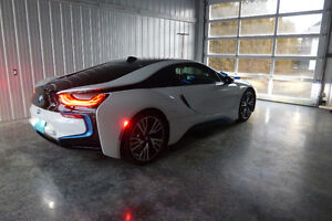 2016 BMW i8 hybride une seule taxe particulier Québec City Québec image 7