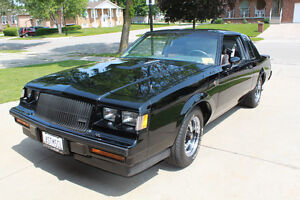 1987 Buick Grand National only $34,300