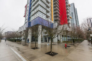 One bedroom (w/den) 650 sqf. apartment in Downtown Vancouver