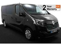2018(67) RENAULT TRAFIC 1.6DCi NAVIGATION SPORT ECO ENERGY LWB WHEELCHAIR ACCESS