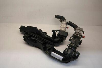 2009-2015 BMW 750LI Right RH Driver LH Air Intercooler Pair 4.4L Twin Turbo