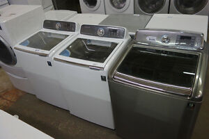SAMSUNG TOP LOAD WASHERS DRYERS OVERSTOCK SALE with WARRANTY!!