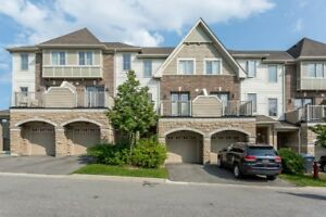 Upgraded Townhouse for Rent on Mississauga/Brampton Border
