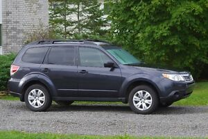 2012 Subaru Forester Base SUV, Crossover