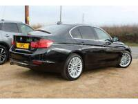 2013 05 BMW 3 SERIES 2.0 320D LUXURY 4D AUTO 184 BHP DIESEL