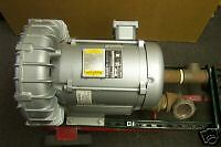 Gast R6p355r-50 Regenair Hazardous-duty Blower New Condition