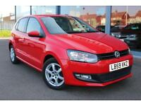 2010 VOLKSWAGEN POLO 1.2 60 Moda [AC] LOW MILES, B TOOTH, ALLOYS and AIR CON