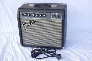 Fender Frontman 15G Guitar Amp East Ipswich Ipswich City Preview