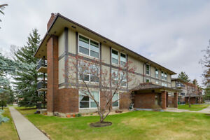 Renovated condo steps from Fish Creek Park!