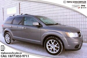 2012 Dodge Journey R/T AWD Leather Sunroof Bluetooth
