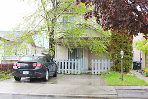 No Strata Fees!!  Beautiful Town home in Great Location!