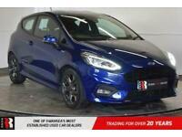 2018 Ford Fiesta 1.0 ST-LINE 3d 99 BHP Hatchback Petrol Manual