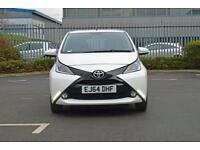 2015 TOYOTA AYGO Toyota Aygo 1.0 x pression 5dr [INstyle Pack]