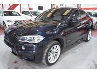 2016 16 BMW X6 3.0 XDRIVE30D M SPORT 4D AUTO 255 BHP DIESEL