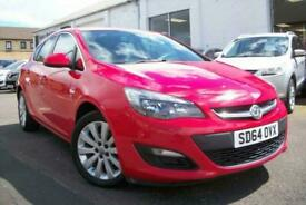 2014 Vauxhall Astra Excite 5 door Hatchback