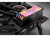 Corsair Vengeance RGP PRO 2x16GB 32GB 3200mhz Gaming Memory Ram