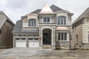 Richmond Hill Detached New House for Rent. Bathrust and King