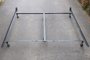 ☺ Bed Frame (Heavy Duty) ☆ (Size Adjustable)   $60.00 ☺