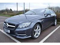 2011 11 MERCEDES-BENZ CLS CLASS 3.0 CLS350 CDI SPORT AMG 4DR AUTO 265 BHP DIESEL