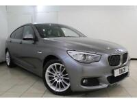 2012 62 BMW 5 SERIES 2.0 520D M SPORT GRAN TURISMO 5DR AUTOMATIC 181 BHP DIESEL