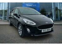 2020 Ford Fiesta 1.1 75 Trend 5dr with rear parking sensors,Lane Keeping aid,Iso