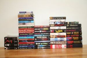 A lot of 56 Novels