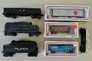 Vintage Lionel Lines O Gauge Tains/Bachman HO Scale-NICE!