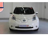 2014 NISSAN LEAF Acenta 5dr Auto [6.6kW Charger]