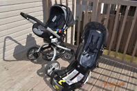 Lamaze stroller and baby carrier $500