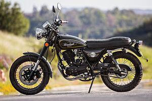 **$30 per WEEK**  250cc MOTORCYCLE - CCW THA ACE - RETRO!! NICE!