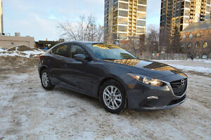 2014 Mazda Mazda3 GS - 21,000 KMs ONLY!!!!