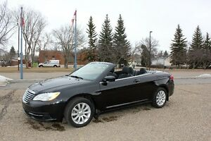2011 Chrysler 200-Series Convertible