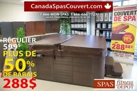 COUVERTS DE SPAS  DERNIERE CHANCE liquidation 2014
