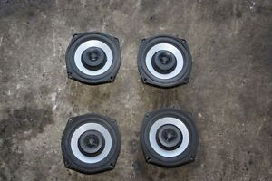 Stock speakers front & back from 2007 Ultra Classic