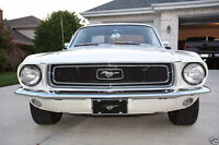 1968 FORD MUSTANG!! GREAT SHAPE!!! MUST SEE!!