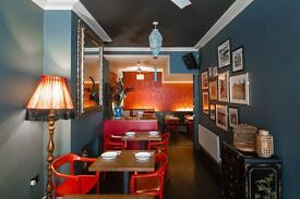 Part-time Waiter/Waitress - East London