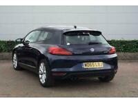 2015 Volkswagen Scirocco 2.0 TDi BlueMotion Tech 3dr Coupe Manual Coupe Diesel M