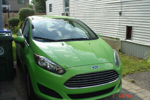 2015 Ford Fiesta se Bicorps