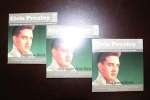 Elvis Presley Vol1, Vol2, Vol3 Prince George British Columbia image 2