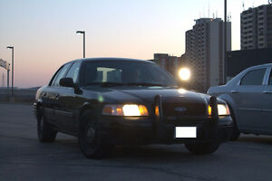 A Babied 2011 Ford Crown Victoria Police Interceptor for Sale