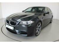 2015 BMW M5 4.4 4d AUTO 553 BHP-2 FORMER KEEPERS-FBMWSH-ELECTRIC GLASS SUNROOF-H